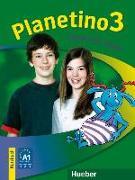 Cover-Bild zu Planetino 3. Kursbuch von Kopp, Gabriele