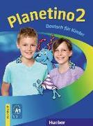 Cover-Bild zu Planetino 2. Kursbuch von Kopp, Gabriele
