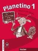 Cover-Bild zu Planetino 1. Lehrerhandbuch von Büttner, Siegfried