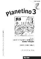 Cover-Bild zu Planetino 3. Glossar Deutsch-Portugiesisch (eBook) von Büttner, Siegfried