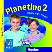Cover-Bild zu Planetino 2 von Kopp, Gabriele