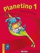 Cover-Bild zu Planetino 1. Arbeitsbuch von Büttner, Siegfried