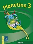 Cover-Bild zu Planetino 3. Arbeitsbuch von Kopp, Gabriele