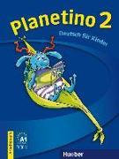 Cover-Bild zu Planetino 2. Arbeitsbuch von Kopp, Gabriele