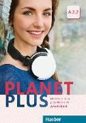 Cover-Bild zu Planet Plus A2.2. Arbeitsbuch von Kopp, Gabriele