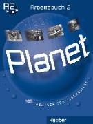 Cover-Bild zu Planet 2 / Arbeitsbuch von Kopp, Gabriele (Hrsg.)