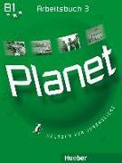Cover-Bild zu Planet 3. Arbeitsbuch von Kopp, Gabriele