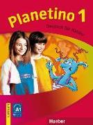 Cover-Bild zu Planetino 1. Kursbuch von Büttner, Siegfried