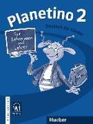 Cover-Bild zu Planetino 2. Lehrerhandbuch von Kopp, Gabriele
