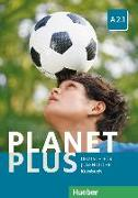 Cover-Bild zu Planet Plus A2.1. Deutsch für Jugendliche. Kursbuch von Kopp, Gabriele