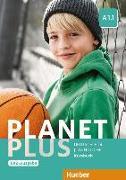 Cover-Bild zu Planet Plus A1.1 - DaZ-Ausgabe Kursbuch von Kopp, Gabriele