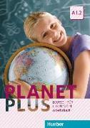 Cover-Bild zu Planet Plus A1.2. Arbeitsbuch von Kopp, Gabriele