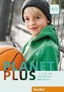 Cover-Bild zu Planet Plus A1.1. Arbeitsbuch von Kopp, Gabriele