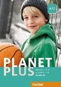 Cover-Bild zu Planet Plus A1.1. Kursbuch von Kopp, Gabriele