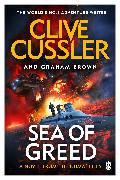 Cover-Bild zu Sea of Greed von Cussler, Clive