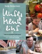Cover-Bild zu Zimmermann, Nadja: Unser Menü eins - Eine kulinarische Weltreise