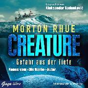Cover-Bild zu Creature (Audio Download) von Rhue, Morton
