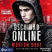 Cover-Bild zu Dschihad Online (Audio Download) von Rhue, Morton