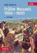 Cover-Bild zu Frühe Neuzeit 1500-1800 von Vocelka, Karl