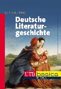 Cover-Bild zu Deutsche Literaturgeschichte von Ruffing, Reiner