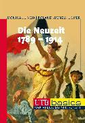 Cover-Bild zu Die Neuzeit 1789-1914 von Wenzlhuemer, Roland