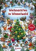 Cover-Bild zu Weihnachten im Wimmelwald von Krause, Joachim (Illustr.)