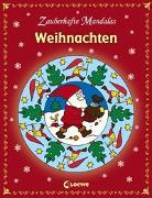 Cover-Bild zu Zauberhafte Mandalas - Weihnachten von Labuch, Kristin (Illustr.)