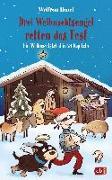 Cover-Bild zu Drei Weihnachtsengel retten das Fest von Hänel, Wolfram