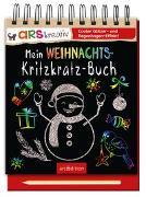 Cover-Bild zu Mein Weihnachts- Kritzkratz-Buch
