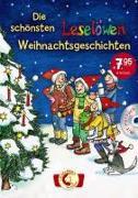 Cover-Bild zu Die schönsten Leselöwen-Weihnachtsgeschichten