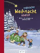 Cover-Bild zu Fröhliche Weihnacht überall von Bohlmann, Sabine