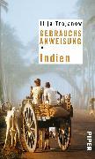 Cover-Bild zu Gebrauchsanweisung für Indien von Trojanow, Ilija