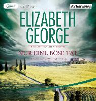 Cover-Bild zu Nur eine böse Tat von George, Elizabeth