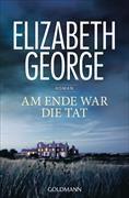 Cover-Bild zu Am Ende war die Tat von George, Elizabeth