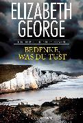 Cover-Bild zu Bedenke, was du tust (eBook) von George, Elizabeth