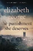 Cover-Bild zu The Punishment She Deserves (eBook) von George, Elizabeth