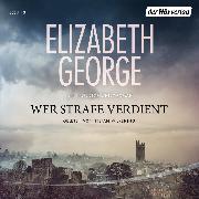 Cover-Bild zu Wer Strafe verdient (Audio Download) von George, Elizabeth