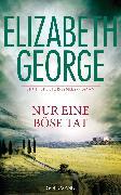 Cover-Bild zu Nur eine böse Tat (eBook) von George, Elizabeth