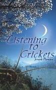 Cover-Bild zu Listening to Crickets von Plummer, Joseph