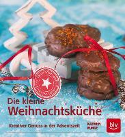 Cover-Bild zu Die kleine Weihnachtsküche von Runge, Kathrin