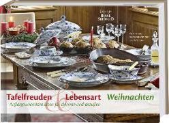 Cover-Bild zu Tafelfreuden & Lebensart - Weihnachten von Nitschmann, Maria