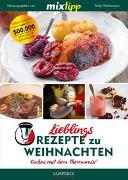 Cover-Bild zu mixtipp Lieblingsrezepte zu Weihnachten: Kochen mit dem Thermomix von Watermann, Antje (Hrsg.)