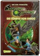 Cover-Bild zu Sternenritter 13: Die Sümpfe von Shrog von Peinkofer, Michael