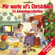 Cover-Bild zu Mir warte ufs Christchind