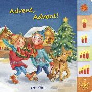 Cover-Bild zu Advent, Advent! von Elitez, Marion