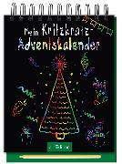 Cover-Bild zu Mein Kritzkratz-Adventskalender