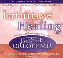 Cover-Bild zu Intuitive Healing von Orloff, Judith