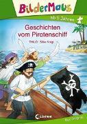 Cover-Bild zu Bildermaus - Geschichten vom Piratenschiff von THiLO