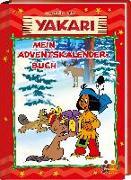 Cover-Bild zu Mein Adventskalenderbuch von Nedebock, Ulla
