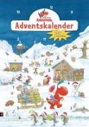 Cover-Bild zu Der kleine Drache Kokosnuss Adventskalender von Siegner, Ingo